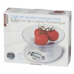 Keukenweegschaal 3kg ABS