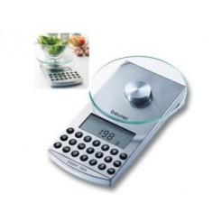 Beurer DS81 Dieet Keukenweegschaal + 1000 Voedingswaarden