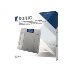 König HC-PS500N Ultraplatte Personenweegschaal