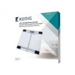 König HC-PS100N Digitale Personenweegschaal