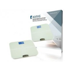 König PS900B Bluetooth BMI Personenweegschaal